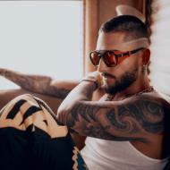 Слънчевите очила на звездите: Maluma Edition
